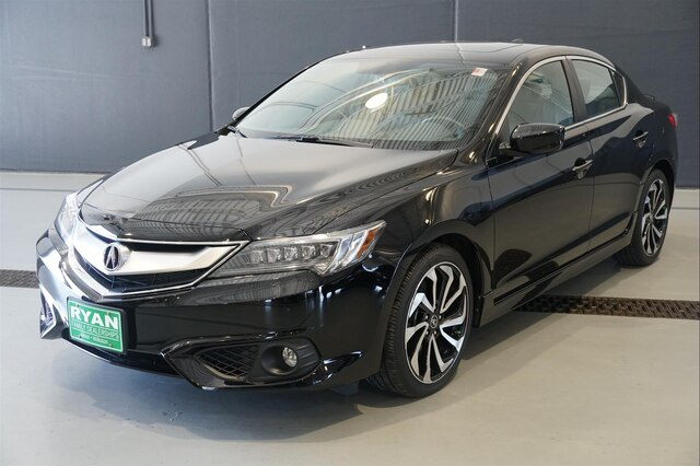 Pre-Owned 2017 Acura ILX Premium & A-SPEC Packages