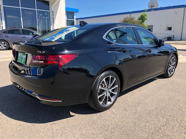 Pre-Owned 2017 Acura TLX V6 w/Technology Package