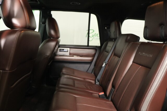 Pre-Owned 2015 Ford Expedition EL Platinum