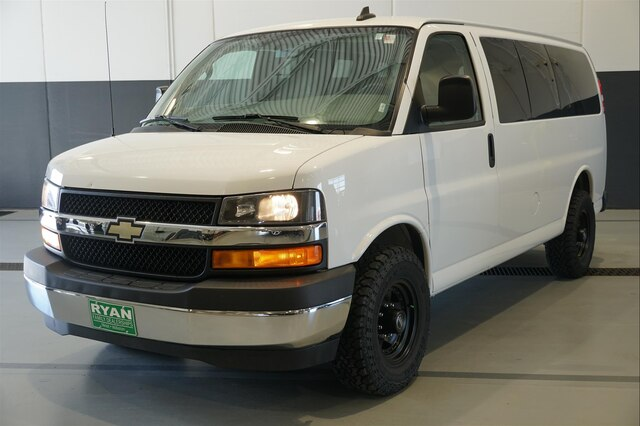 Pre-Owned 2017 Chevrolet Express 2500 LT ADVENTURE PKG