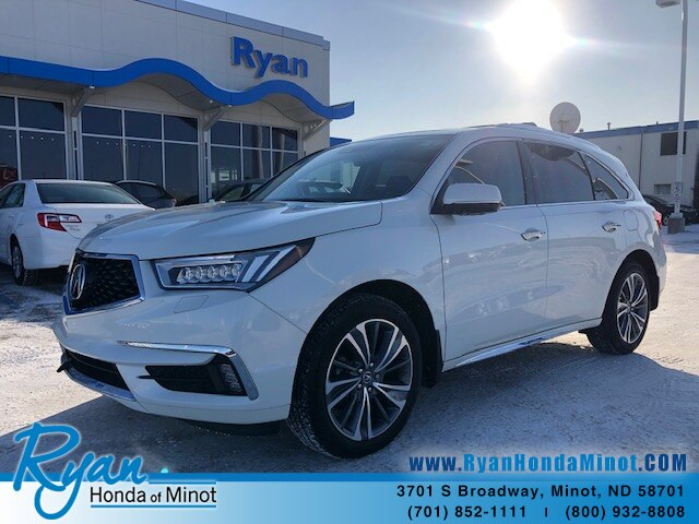Pre-Owned 2017 Acura MDX 3.5L w/Advance Package