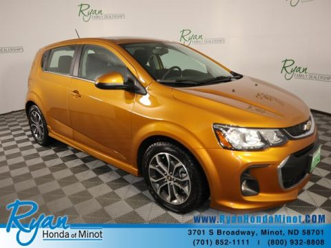 Pre-Owned 2017 Chevrolet Sonic LT RS Turbo