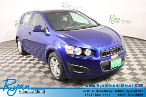 Pre-Owned 2013 Chevrolet Sonic LT Manual