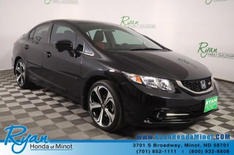Certified Pre-Owned 2014 Honda Civic Si