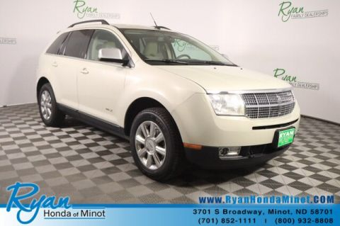 Pre-Owned 2007 LINCOLN MKX AWD w/Ultimate Pkg.
