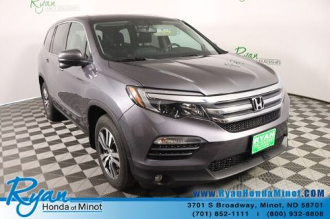 Certified Pre-Owned 2016 Honda Pilot EX-L w/RES
